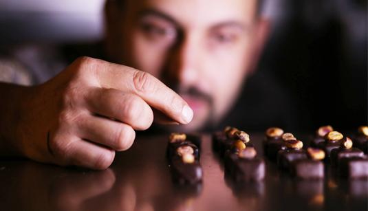 Andrea de Palma cioccolateria